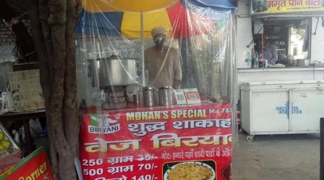 敢挑战印度小吃,算你是个狠人
