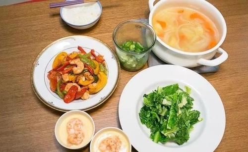 晚餐这样吃,好吃健康