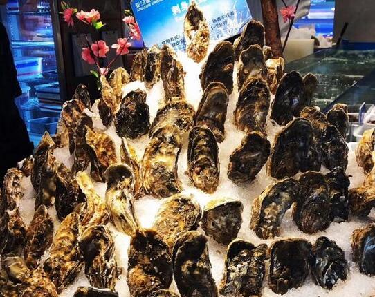 盘点上海性价比最高的几家海鲜自助