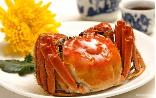 螃蟹如何吃?那些东西不能吃?