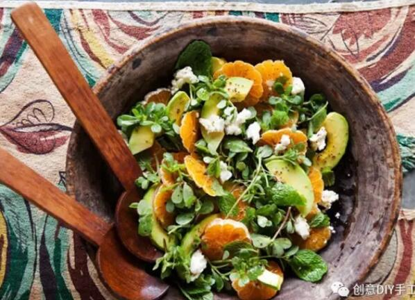 水果沙拉的花样做法,包你一次吃个够