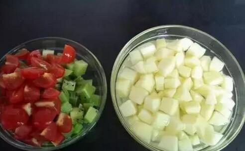 水果沙拉怎么做减肥啊?减肥能放沙拉酱吗