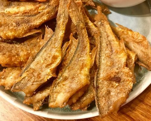 黄花鱼这样炸,又酥又脆还好吃