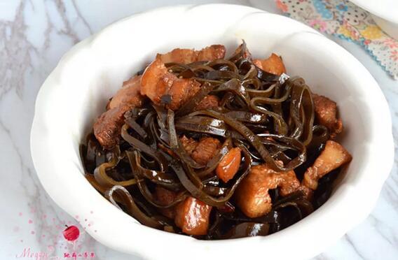 海带搭配什么菜炒好吃又有营养啊