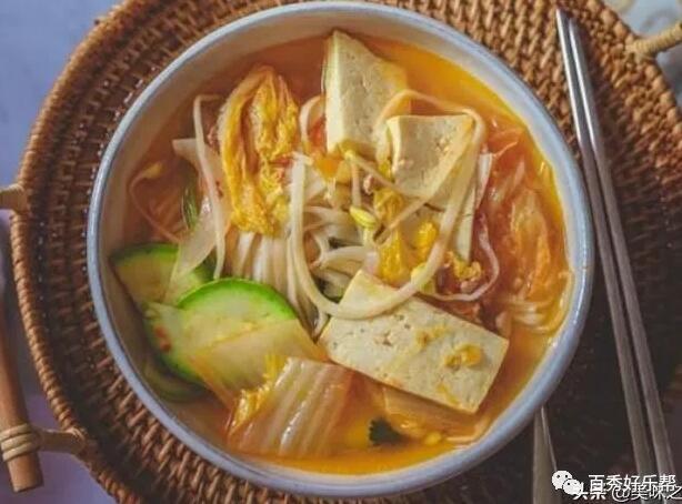 汤面条怎么做好吃又简单?花样要多一点