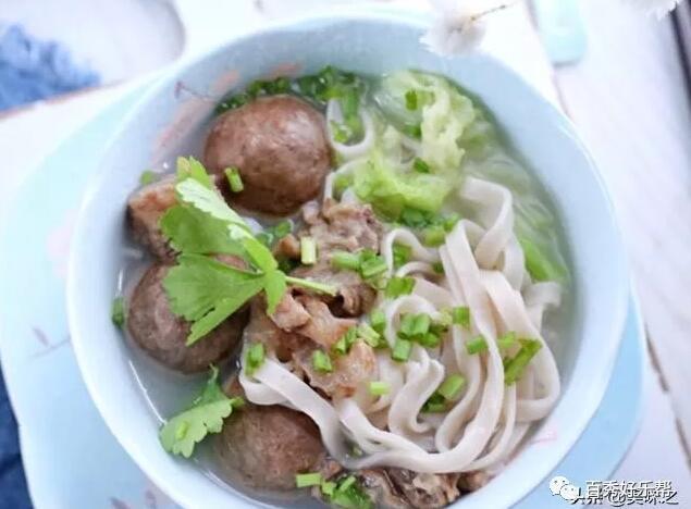 汤面的家常做法大全,码住留在不想吃饭的晚上