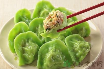 香菜饺子馅儿怎么调好吃?有什么窍门吗?