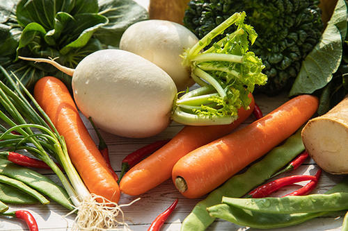 白萝卜和胡萝卜能一起吃吗?一起吃有什么后果?