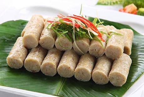 崇武鱼卷,惠安人自己的特色美食
