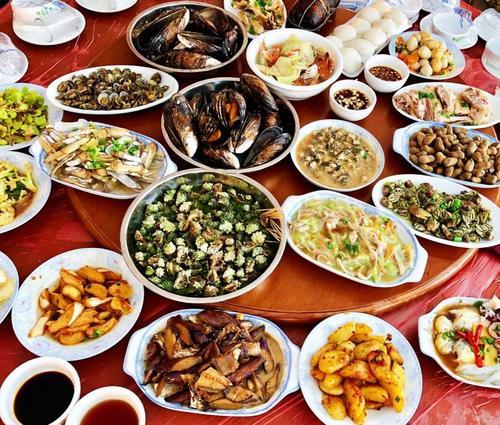 象山海鲜,十六碗菜单对比出的小知识