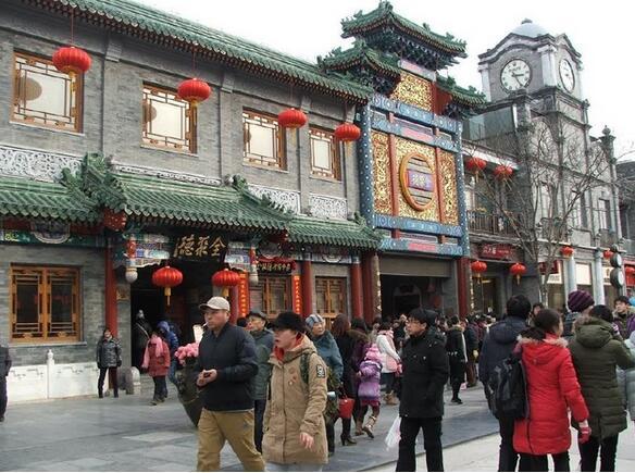 老北京人都爱去的小吃街,地地道道都是京味