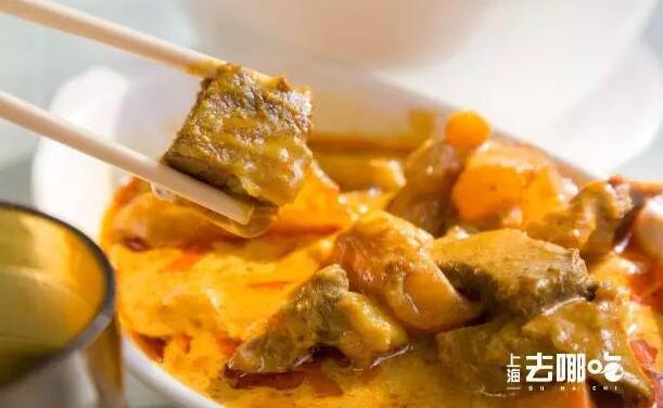 在上海长宁,这条美食街一定不要错过
