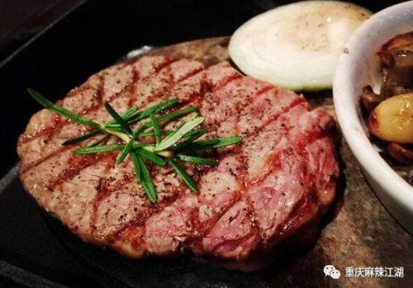 西冷牛排雪花牛排,牛身上最好吃的肉在这呢