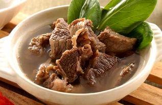 清炖牛肉,好喝的汤就是要好好的炖