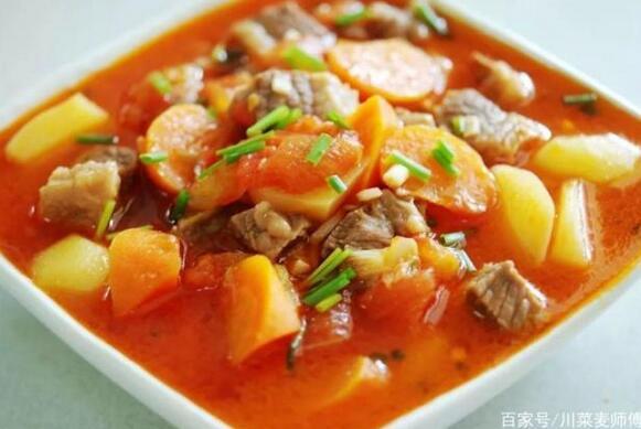 去西藏一定要吃吃正宗的炖牦牛肉,包你吃了还想吃