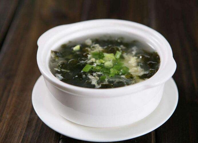 紫菜鸡蛋汤的低脂做法,减肥一定要看