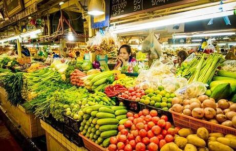 深圳农贸市场升级,数据时代实现智慧监管