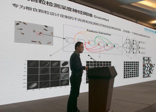 中国第三届粮食交易大会圆满结束,AI助力粮食质量检查